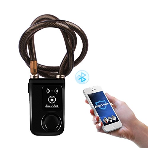 SHEMSINZ Bluetooth Smart Lock,...