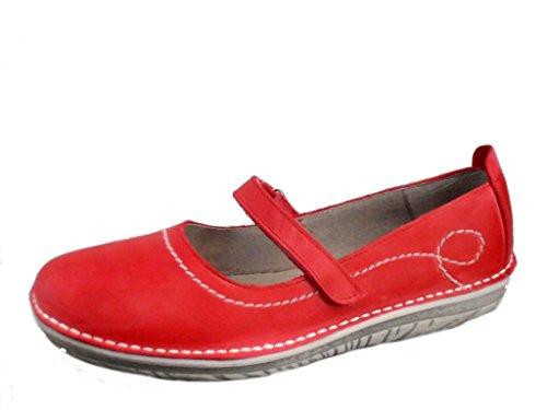 Rebelde, Sneaker donna Rosso