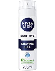 NIVEA Men Sensitive Shaving Gel, 200ml