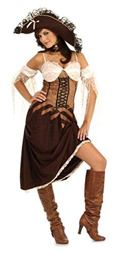 Maiden Kostüm - Gr. S PIRATIN Maiden of the