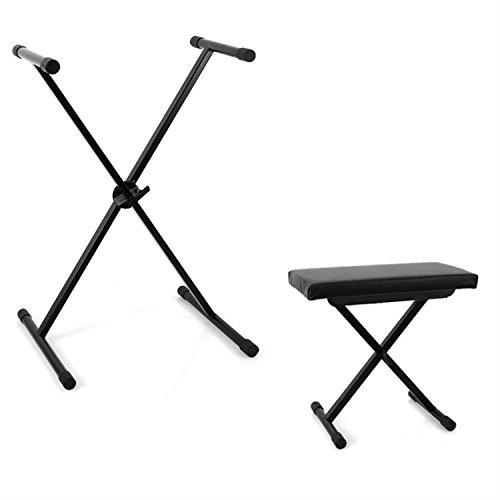malone-set-banco-para-teclado-y-soporte-piano-accesorio-msica-metlico-altura-regulable-taburete-benc