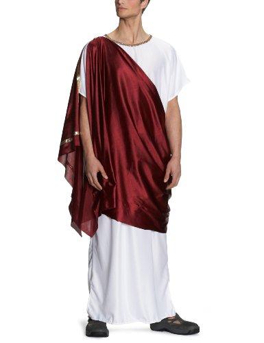 Limit Sport MA160 G.L - Herrenkostüm Grieche 2-teilig (Tunika-Toga) (Griechischer Männer Kostüm Gott)