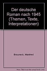 Der deutsche Roman nach 1945
