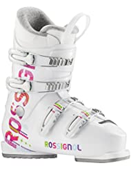 Rossignol - Chaussure de ski Rossignol Fun Girl J4 White - Unisexe