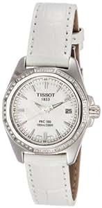 Tissot Damen-Armbanduhr Prc100 Edelstahl T22115121