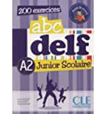 ABC Delf Junior: Livre De L'Eleve + CD (DVD-ROM)(French) - Common