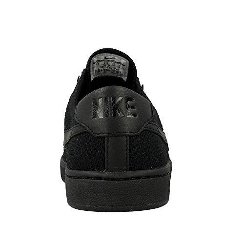Nike Herren Tennis Classic Ultra Flyknit Turnschuhe Black (Schwarz / Schwarz-Schwarz-Anthrazit)