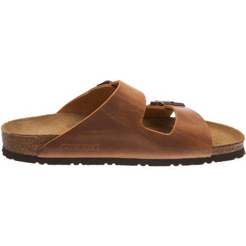 Birkenstock Arizona 252183, Chaussures Antique/Marron