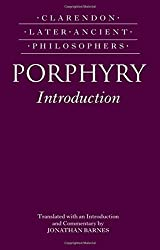 Porphyry's Introduction (Clarendon Later Ancient Philosophers)