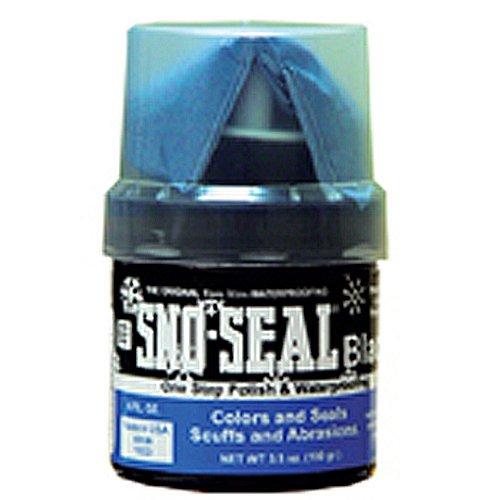 sno-seal-black-35-oz-100-gram-with-applicator-waterproofing