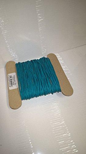 Twist Art – Le Fil de papier turquoise