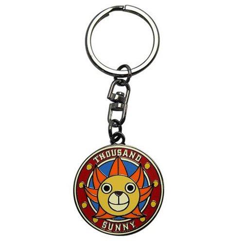 ABYstyle ABYKEY030 - Schlüsselanhänger One Piece, Thousand Sunny