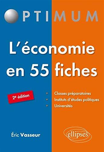 L'Économie en 55 Fiches