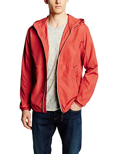 JACK & JONES Herren Trainingsjacke Jay Orange - Orange (Bossa Nova)
