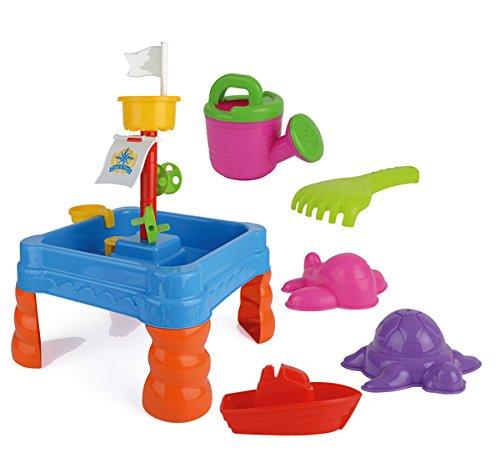 Unbekannt Toyrific ty5872Kinder-Wasser Tisch mit Sand und Zubehör