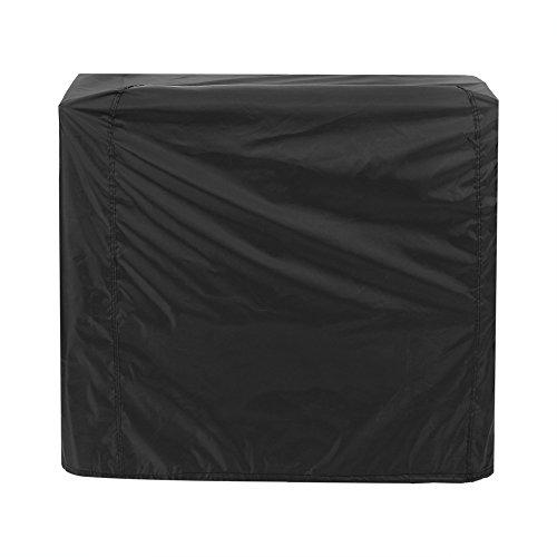 Zerodis BBQ Grill Abdeckung Abdeckhaube Abdeckplane Schutzhülle Barbecue Cover Gasgrill Wasserdicht(145x61x117cm)