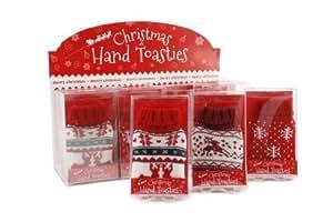 Bouteille d'eau chaude chauffe-mains Pull de Noël