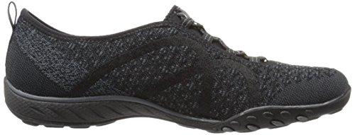 Sport scarpe per le donne, colore Nero , marca SKECHERS, modello Sport Scarpe Per Le Donne SKECHERS 23028S Nero Nero