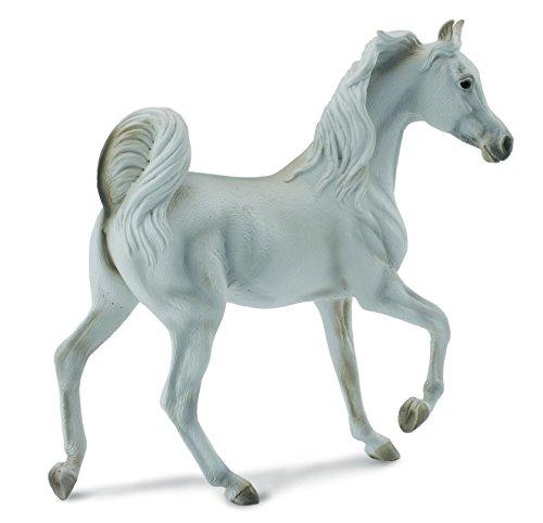 Giumenta Araba grigia Collecta cod. 88476 - Miniature Cavallo Di Razza