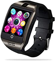 FENHOO Smartwatch, Orologio Fitness Tracker Watch Uomo Donna bambina con slot per scheda SIM Contapassi, Crono