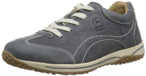 Gabor Shoes Gabor Comfort 86.385.36, Sneaker Donna Blu (Blau (river))