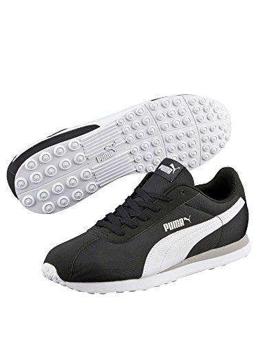 Puma PumaTurinNLF6, Sneakers Unisex – Adulto Nero (Nero/Bianco)