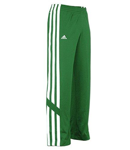 Grün Herren-basketball - (adidas E-Kit Snap Pant Herren Trainingshose Jogginghose Basketball Hose (Grün, 2XL))