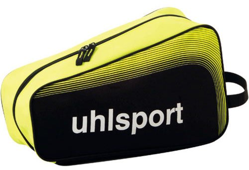 uhlsport Torwartzubehör Goalkeeper Equipment Bag, Schwarz/Fluorgelb, One size, 100423401