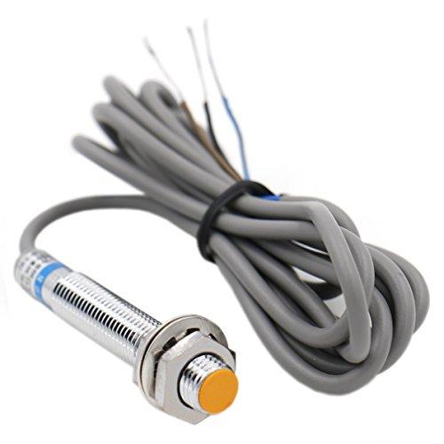 Heschen inductiva Sensor proximidad Interruptor LJ8A3-1-Z/por