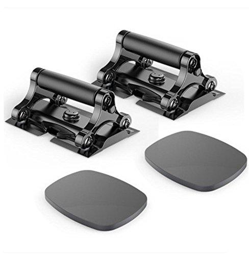 Gesunde Bauch-Rad ABS Männer Fitnessgeräte Übung Haushalt Reduktion Übung Ausrüstung Ausbildung Roll-Bauch-Push-Roller