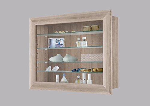 SB Design 109 010 Wall Mounted Display Cabinet ...