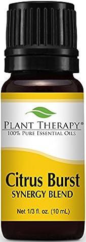 Citrus Burst Synergy Essential Oil Blend 10 ml (1/3 oz)