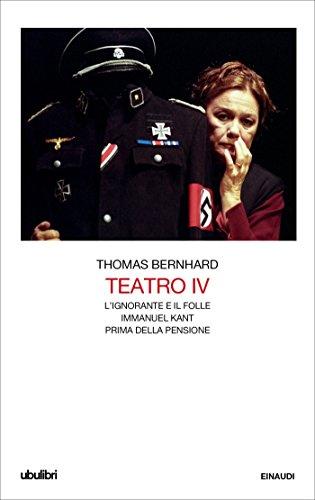– Teatro vol. IV (Collezione Ubulibri 8) PDF Ebook