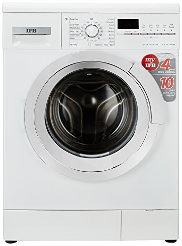 Ifb 7 Kg Fully-automatic Front Loading Washing Machine (elite Aqua Vx )