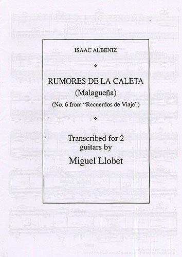 Albeniz Rumores De La Caleta Malaguena (...