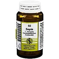 Sepia F Komplex Nr.55 Tabletten, 120 St preisvergleich bei billige-tabletten.eu