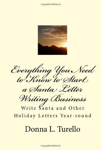 Everything You Need to Know To Start a Santa Brief, Business (Von Santa Brief)