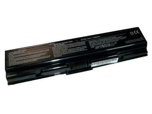 Hochleistungs Li-Ion AKKU 4400mAh für Toshiba Satellite A200 A210 A300 L300 L300D M205 A205 ersetzt PA3533U-1BAS PA3533U-1BRS PA3534U-1BAS PA3534U-1BRS PA3535U-1BAS PA3535U-1BRS PABAS098 PABAS099 -
