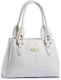 cc008243787 White Women s Top-Handle Bags  Buy White Women s Top-Handle Bags ...