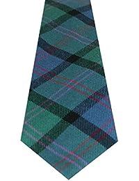 Lochcarron Tartan Reiver Tie MacThomas Ancient