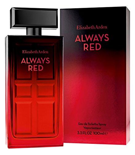Elizabeth Arden Parfüm - Eau de Toilette, 1er Pack (1 x 100 ml) - Red Parfüm Eau De Toilette