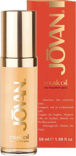 Jovan Musk Oil EDP Vapo 59ml