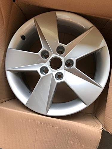 Ilias 1 x Set Original Skoda Octavia 3 6.5J x 16 Inch Demo Alloy Wheels