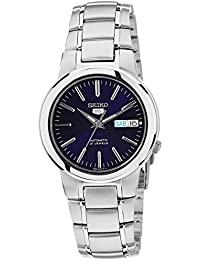 Seiko 5 Analog Navy Dial Men's Watch - SNKA05K1