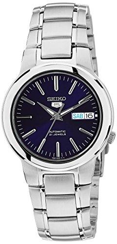 Seiko 5 Analog Navy Dial Men's Watch - SNKA05K1