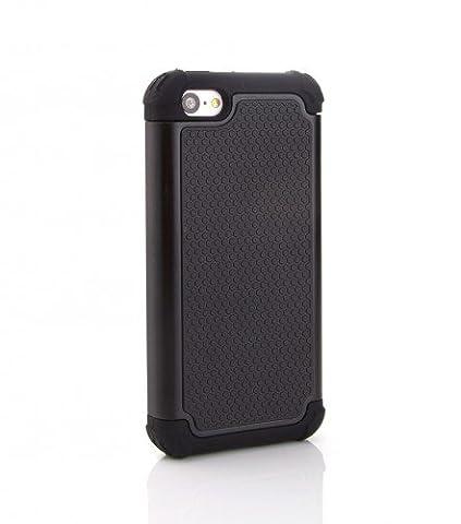 Grubenheld iPhone 5c Hülle Schutzhülle Case Hardcase - schwarz