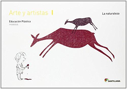 Cuad arte y artistas i la naturaleza 1 primaria