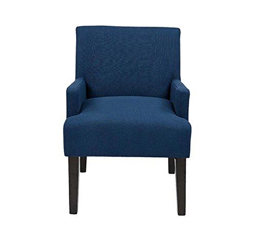 Afydecor A-CH001 Accent Chair (Blue)