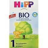 Hipp Milchnahrung 1 Bio, 4er Pack (4 x 600 g)
