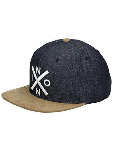 Velour-baseball-cap (Herren Kappe Nixon Exchange Snapback Cap)